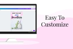 Pretty and Vibrant Pinterest Template Product Image 6