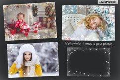 A big set of Winter Frames Product Image 2