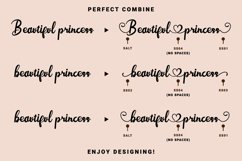 Goodwin Geraldine - Lovely Calligraphy Fonts Product Image 4