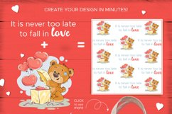 Teddy bear. Love collection.   Product Image 5