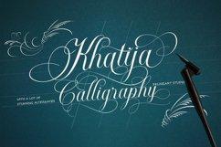 Khatija Calligraphy Product Image 1