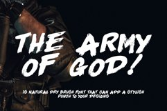The Army Of God Product Image 1