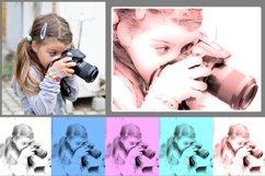 Retro Photo Action Product Image 4