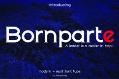 Bornparte Product Image 1