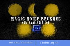 Magic Noise brushes for Photoshop Product Image 1