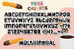 Fried Churros Product Image 4