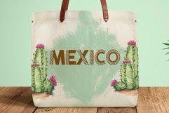 Cinco De Mayo Mexican Font Product Image 2