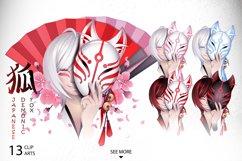Japanese Demon Fox Product Image 2