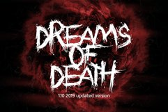 Dreams of death Product Image 1