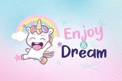 Cheerful Unicorn Product Image 3