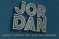Jordan - Display Font Product Image 4