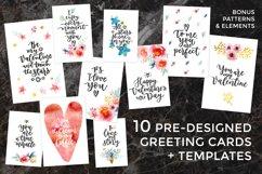 10 Valentines Cards + Bonuses! Product Image 1