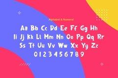 Kingfish - Playful Typeface Product Image 4