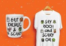 Web Font Spooky Tricks Product Image 3