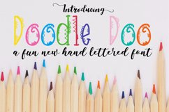 DoodleDoo Font Product Image 1