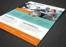 Business Template Flyer Product Image 3