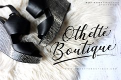 Martinesse - Script Font Product Image 3