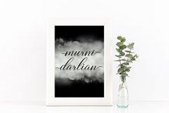 Web Font Darlian Script Product Image 5