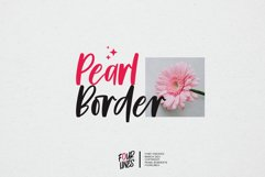 Pearl Border Product Image 1