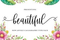 Beautiful Script Product Image 1