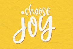 Joyfully Handwritten Font for Crafters Product Image 3