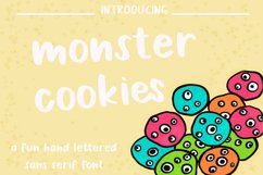 Monster Cookies Product Image 1