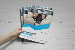 Auto Car Rental Service Brochure v1 Product Image 6