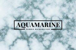 Aquamarine Marble Backgrounds Product Image 1