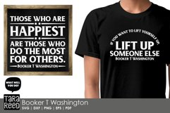 Booker T Washington Quotes - SVG and Cut Files for Crafters Product Image 3