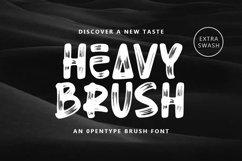 HEAVY BRUSH Product Image 1