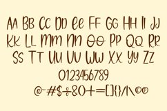 Brownie Moments - Handwritten Font Product Image 3