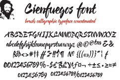 Cienfuegos font Product Image 3