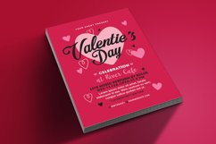 Valentines Day Flyer Product Image 3