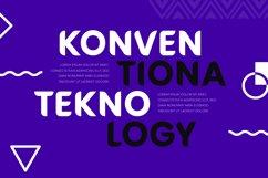 NOMA Sans Serif Font Product Image 6