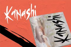 Momogi   A Handwritten Asian Font Product Image 2