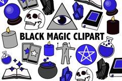 Black Magic Clipart Product Image 1
