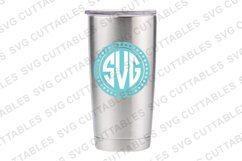 Monogram Frames set of 14 Product Image 4