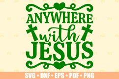 Christian SVG Bundle, Christian Quotes SVG files for Cricut Product Image 5