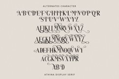 Athina - Modern Serif Product Image 4