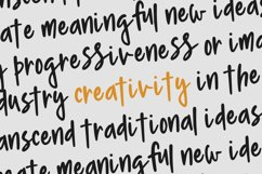 Grasstoil - Handwritten Fonts Product Image 3