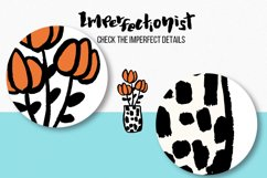 Imperfectionist - Inked Plant pots Product Image 2
