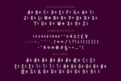 Nature Font Product Image 5