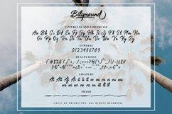 Bilground - Handwritten Fonts Product Image 8