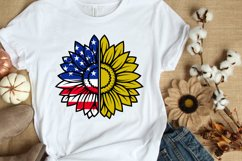 4th of July SVG Bundle Sunflower Bundle SVG PNG DXF EPS JPG Product Image 2