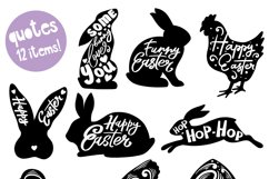 Craft Easter Bundle - quotes collection Product Image 2