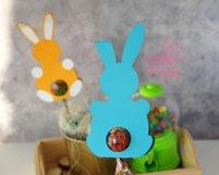 Lollipop holder template, candy holder, easter gift Product Image 6