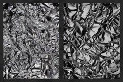 Black & White Metallic Textures Product Image 2