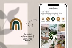 Instagram Highlight Covers Boho Objects Product Image 4
