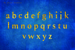 HORACE, A Strong Serif Type Product Image 4