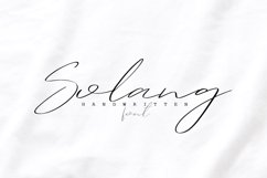 Solang Product Image 1